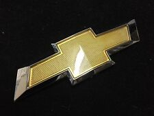 NEW 10 11 12 13 CHEVY CAMARO Rear Trunk Decklid Gold Bowtie Emblem 167MM X65MM