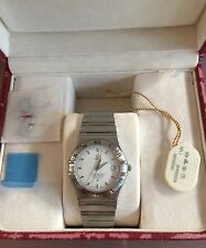 Omega Constellation Stainless Steel Chronometer Automatic Watch 1502.30