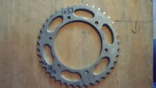 New 1980-2005 Kawasaki KL250 KLR250 Sunstar Steel 40T Rear Sprocket 249665