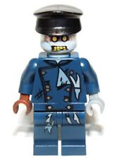 Lego Mini Figure - Moinster Fighters - Zombie Driver - (mof012)