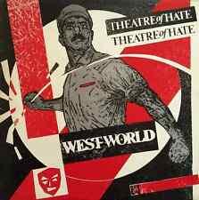 THEATRE OF HATE - Westworld (LP) (G-VG/VG-)