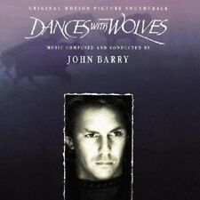 "John Barry ""Dance With Wolves"" CD OST NUOVO"