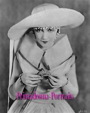 "JETTA GOUDAL 8X10 Lab Photo 1925 ""COMING OF AMOS"" Silent Era Grace Portrait"