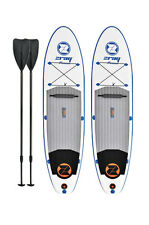 Z-Ray Premium Paddle Boards -2 Paddle Boards with 2 Paddles+1 kayak seat+1 pump