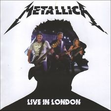 Metallica LIVE IN LONDON/PARIS 2016 Hard Wired Show Promo Tour soundboard 2CD