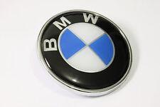 BMW Emblem 82mm, E36, E39, E46, E90, E91, E92, E93, X3, X5, X6, F25, etc.