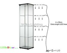 Glass Display Cabinet Lights Cool Whte
