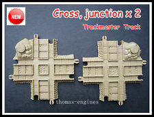 Thomas Trackmaster Junction Cross Track x 2 .New 【rare】
