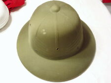 US Navy WW II Contract Pith Helmet unissued WW2 era. VERY NICE, near mint
