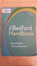 The Bedford Handbook by Diana Hacker (2005, Paperback)