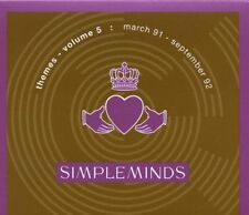 Simple Minds - Themes Vol.5  XCD #G1951562