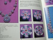 I KNEAD TO BEAD 19 FIMO CLAY JEWELRY PROJECTS BEADED JEWELRY HOTP OUT OF PRINT