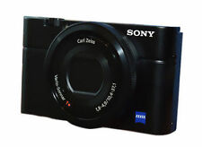 Sony Cyber-shot RX100 III 20.1MP Digital Camera - Black (Latest Model)