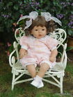 New Sweet OOAK Toddler Doll * Wearing Lee Middleton Outfit  * 22 Inches tall