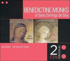 Ave Maria / The Soul of Chant (CD, Mar-2004, 2 Discs, Milan)