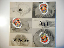 "MAXI 12"" POP 80s  ▒ THE ART OF NOISE : DRAGNET ( ARTHUR BAKER 12 INCH MIX )"