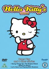 * NEW SEALED TV DVD * HELLO KITTY'S PARADISE 04 * DVD * Blue
