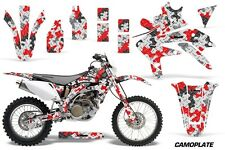 Honda Graphic Kit AMR Racing Bike Decal CRF 450X Decal MX Part 05-13 CAMOPLATE R
