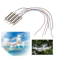 US Ship 4PCS Main Motor A B For Syma X5C X5C-1 RC Quadcopter CW+CCW Spare Part