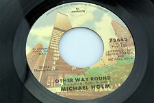 Michael Holm: Other Way Round / When a Child is Born [Unplayed Copy]