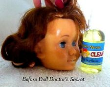 Chatty Cathy Vtg Vinyl Doll AWESOME CLEANER All Surfaces Doll Doctor's Secret