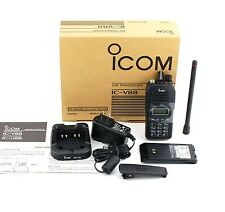 NEW ICOM IC-V88 IP67 5.5W EXP/LMR VHF 136-174Mhz MDC1200 Radio w/BP-278+BC-213