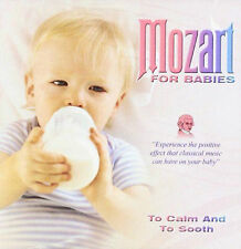 Mozart for Babies To Calm And Sooth  [Audio CD ](BRAND NEW & SEALED)