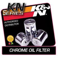 KN-174C K&N CHROME OIL FILTER HARLEY DAVIDSON VRSCB V-ROD 69 CI 2004-2005
