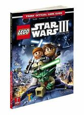 Lego Star Wars III: The Clone Wars: Prima Official Game Guide (Prima Official G