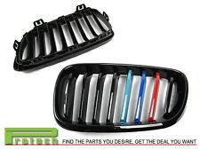 Painted /// M Tri w/ JET Black Front Grille Fit BMW F22 228i 235i M235