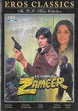 ZAMEER - AMITABH BACHCHAN - SAIRA BANU - NEW BOLLYWOOD DVD - FREE UK POST