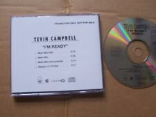 TEVIN CAMPBELL,I´M READY(4 versionen) mcd m(-)/m(-) qwest rec. USA`93