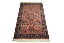 "Crafters&Weavers Oriental rug Kazak Vegetables Dyes size 3' 0""  x 5' 0""  #1710"