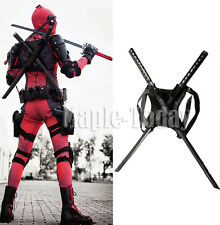 Helloween Deadpool costume kit Accessories Strap Harness for Swords weapon