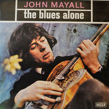 "John Mayall-The Blues alone 12"" LP (W 592)"