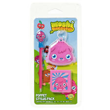 NEUF MOSHI MONSTERS POPPET Stylet Pack pour Nintendo 3DS DSi DS LITE DSi XL