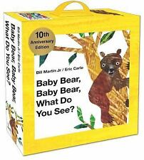 Baby Bear, Baby Bear, What Do You See? (2012, Bath Book)