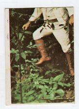 figurina - SANDOKAN ALLA RISCOSSA BOY 1976 - numero 256