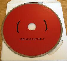 180 mm Hoja de Diamante Para Baldosa de máquina de corte de propósito general Hoja de Diamante