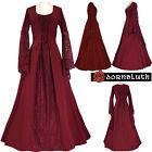 MEDIEVAL Renaissance dress ELISABETH, Tailor Made in Germany, S M L XL