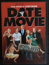 Date Movie (DVD 2006, Unrated) Alyson Hannigan, Adam Campbell, Jennifer Coolidge