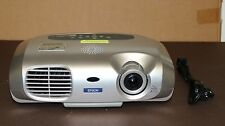 Epson Powerlite S1+ Projector 3LCD Projector.Model EMP-S1H.602 to 673 Hours