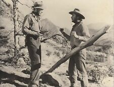 """""""Schatz der Sierra Madre"""" (Pressefoto '80) - Humphrey Bogart / Tim Holt"""