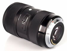 Sigma 18-35mm f/1.8 DC HSM Art Japan Make Lens For Canon DSLR Cameras