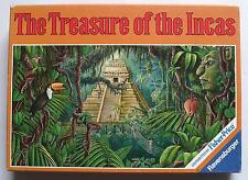 The Treasure of the Incas - Board Game - Ravensburger - 1988