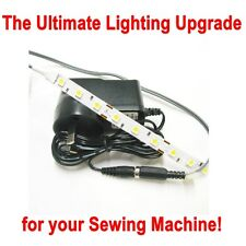Ultimate LED Lighting Upgrade for Sewing Machines - Suits Janome Elna Brother