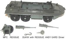 MPC reissue WWII DUKW for your 1/32 scale toy soldiers      D