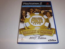 PlayStation 2   PS2  World Series of Poker- Tournament of Champions 2007 Edition