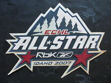 ECHL ALL STAR Idaho 2007 Patch Hockey Reebok CCM Jersey Crest A