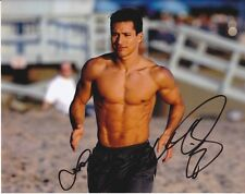 Mario Lopez Autographed 8x10 Photo (Reproduction) 1